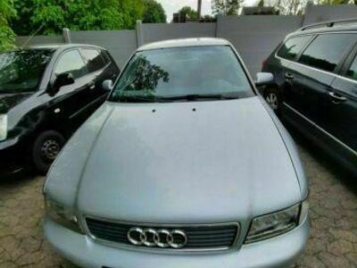 gebraucht Audi A4 grau