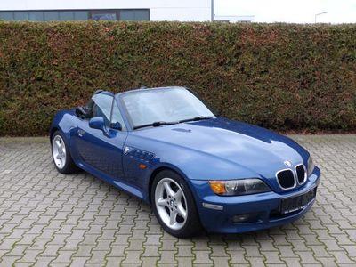 gebraucht BMW Z3 Roadster 1.8 Facelift / M-Paket / Sportsitze