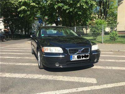 gebraucht Volvo S60 D5 Summum*Vollleder*Telefon*Four-c*Klimaaut*8xAlu.