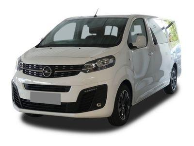 gebraucht Opel Zafira Life 8-Sitze L 1.5 CDTI NAVI PDCv+h KLIMA