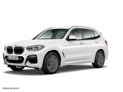 gebraucht BMW X3 XDRIVE30I ZA Sportpaket Bluetooth HUD Navi