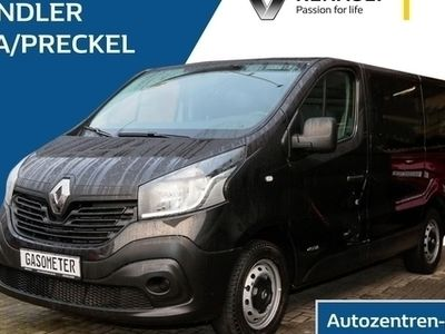 used Renault Trafic Komfort 1.6 dCi 115 L1H1 / Klang&Klima / Bluetooth