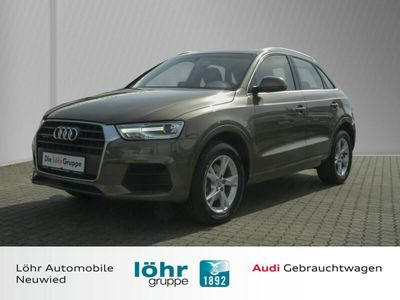 gebraucht Audi Q3 2.0 TDI quattro sport / Navi/ AHK/ Xenon/ SH