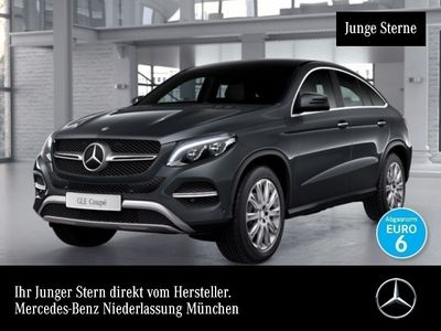 gebraucht Mercedes GLE350 Cp. d 4M Pano COMAND Distr+ ILS LED Kamera