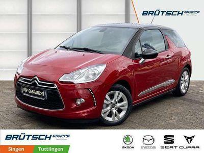 gebraucht Citroën DS3 SoChic 1.6 KLIMA / PDC / ALU / RADIO-CD