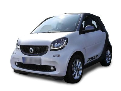 gebraucht Smart ForTwo Cabrio 66kw Navi DAB JBL Klima