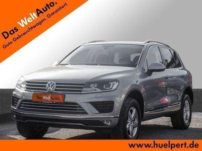 gebraucht VW Touareg V6 TDI AHK Luft Navi Leder Xenon