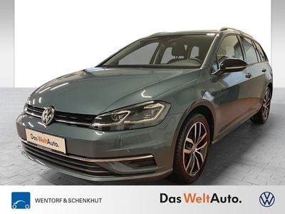 gebraucht VW Golf Variant VII 1.5 TSI IQ.DRIVE AHK Navi ACC LED