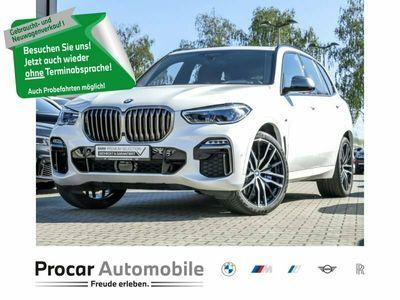 gebraucht BMW X5 M50 d Gestiksteuerung