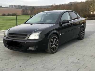 gebraucht Opel Vectra GTS Klima Leder Alufelgen