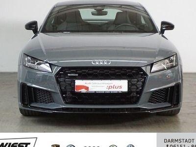 gebraucht Audi TT Coupé 45 TFSI quattro S tronic, S line Alcantara connect GRA LED Navi virtual