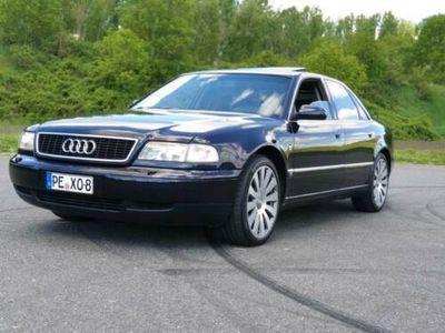gebraucht Audi V8 A8D2 4,2Quattro Gas LPG Prinz Vollausstattung