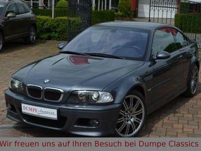gebraucht BMW M3 Coupe E46 / Schaltgetriebe / Scheckheft / kein GSD