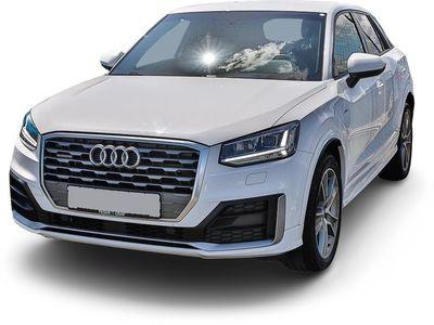 gebraucht Audi Q2 Q22.0 TFSI qu S tronic 2x S Line NaviLEDLeder