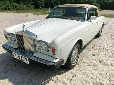 gebraucht Rolls Royce Corniche IV Einer von 219 Stck! als Cabrio/Roadster in Bielefeld