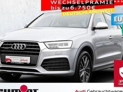 gebraucht Audi Q3 sport 2.0 TDI quattro 110 kW (150 PS) S tronic