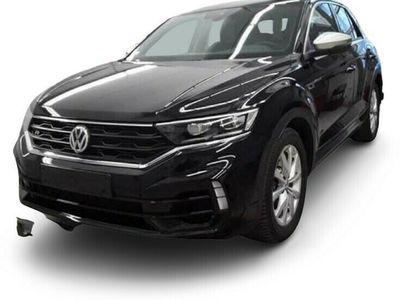 gebraucht VW T-Roc T-Roc2.0 TSI 4M R DSGNaviLEDSHZ Bluetooth