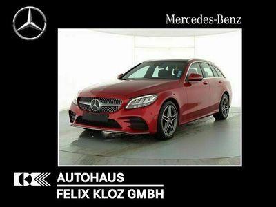 gebraucht Mercedes C200 T AMG Panodach Premium
