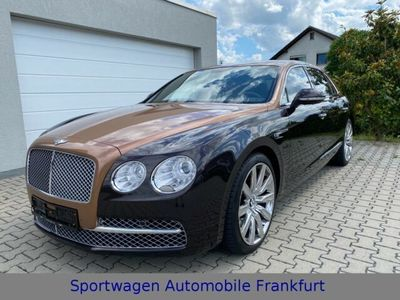 gebraucht Bentley Flying Spur 6.0 W12 *Mulliner* Massage ACC TV 21