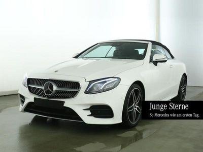 gebraucht Mercedes E300 Cabriolet AMG Multibeam Distronic Navi