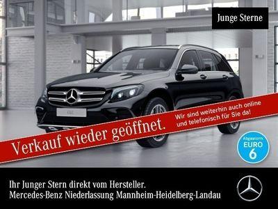 gebraucht Mercedes GLC250 d 4M AMG 360° ILS LED AHK Spurhalt-Ass