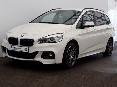 gebraucht BMW 220 Gran Tourer i M Sport,Nav Plus,HUD,AHK,RFK,um