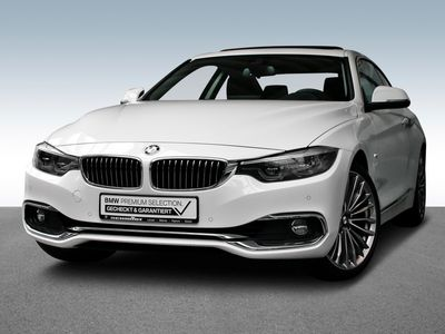 gebraucht BMW 440 i Coupe Luxury Line HeadUp LED NP 69.570,00
