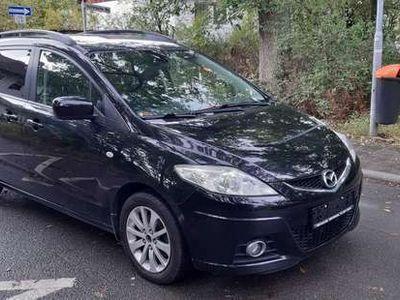 gebraucht Mazda 5 2.0 CD DPF Active TÜV bis 07.2022