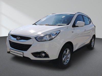 gebraucht Hyundai ix35 1.6 2WD Comfort 5 Star Edition