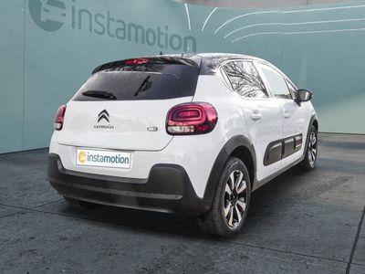gebraucht Citroën C3 C3C-Series PT 83 AppleCarplay & AndroidAuto PDC H LED RDC Klimaautom
