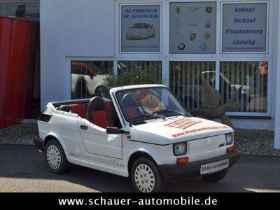 """gebraucht Fiat 126 POP Cabrio """"! Einzelstück !"""""""