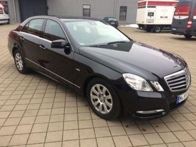 gebraucht Mercedes E300 CDI DPF BlueEFFICIENCY 7G-TRONIC