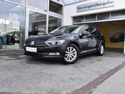 gebraucht VW Passat Variant Comfortline 2.0 TDI BMT | NAVI schwarz