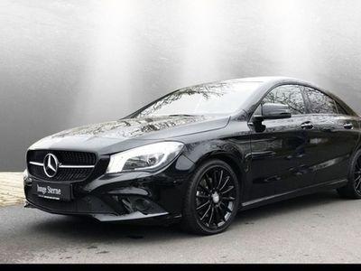 gebraucht Mercedes CLA250 7G Urban+Night+18''AMG+Xenon+Memo+Navi