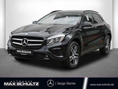 gebraucht Mercedes GLA200 d 4M URBAN+NIGHT+PANORAMA+KAMERA+NAVI+18