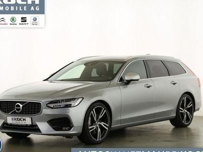 gebraucht Volvo V90 D5 AWD R-Design HUD B/W BLIS VoC Panorama