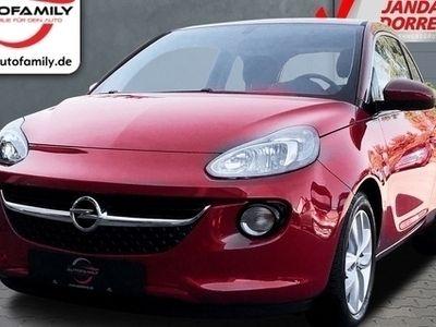 gebraucht Opel Adam 1.4 Jam +KLIMA+ALU+BLUETOOTH+ALLWETTER+