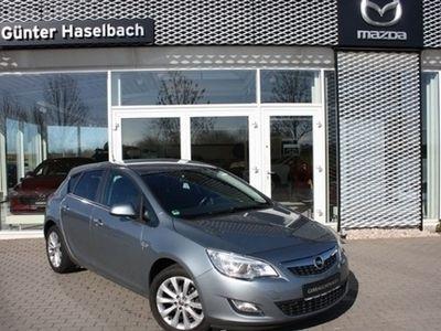 gebraucht Opel Astra Klimaautomatik Sitzh Lenkradheizung Tempomat
