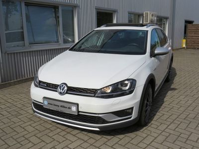 gebraucht VW Golf Alltrack Variant 2.0 TDI BMT DSG
