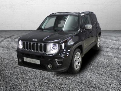 gebraucht Jeep Renegade Limited 1.0l T-GDI UVP 29440 Na...