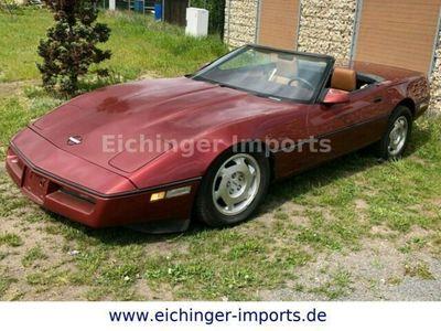 gebraucht Corvette C4 Convertible Cabrio Schalter