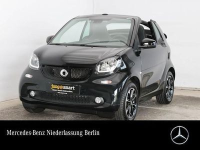 gebraucht Smart ForTwo Cabrio 66kW passion DCT cool&Audio SHZ