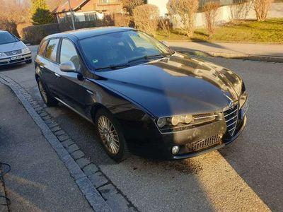gebraucht Alfa Romeo 159 Sportwagon 2.4 JTDM 20V DPF Automatik Progression