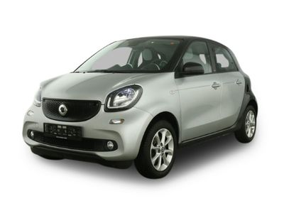 gebraucht Smart ForFour 52kW Passion Panorama Navi Parkhilfe LED