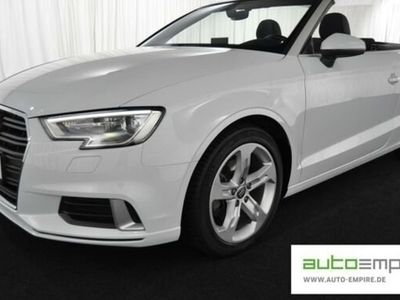 gebraucht Audi A3 Cabriolet 1.6-TDI Sport LED-TF/XENON/NAVI-MMI/17