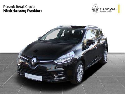gebraucht Renault Clio IV GRANDTOUR LIMITED dCi 90 Klimaanlage, Bl
