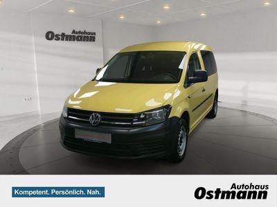 gebraucht VW Caddy Maxi EcoProfi 2.0 TDI Klima AHK