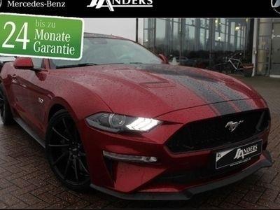 gebraucht Ford Mustang GT 5.0 Ti-VCT V8 LED+B&O+dt.Fzg+Sitzkl.+