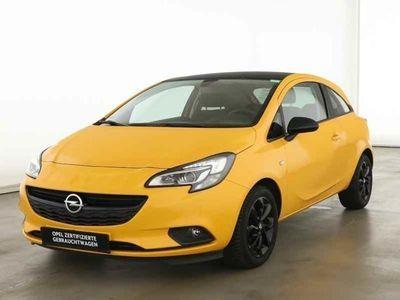 gebraucht Opel Corsa E 1.0 T Color Edition *IntelliLink*Xenon*