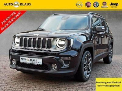 gebraucht Jeep Renegade MY21 1.0 T-GDI Limited LED Kenwood Navi